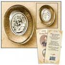 St Pio Healing Saint Pocket Stone Refill