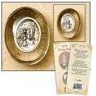 Our Lady of Lourdes/St Bernadette Healing Saint Pocket Stone Refill