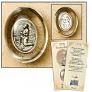 Venerable Matt Talbot Healing Saint Pocket Stone Refill
