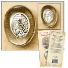 St John of God Healing Saint Pocket Stone Refill