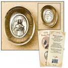 St Teresa Healing Saint Pocket Stone Refill