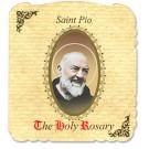 Saint Pio Holy Rosary Booklet