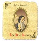 Saint Benedict Holy Rosary Booklet