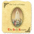 Our Lady of Fatima Holy Rosary Booklet