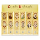 San Pietro Bookmark with Medal Display
