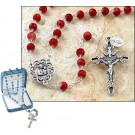 Confirmation Marbled Rosary