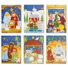 Children's Advent Calendar Greeting Cards