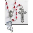 Red Prague Rosary