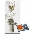 Saint Gabriel Archangel Rosary Gift Set