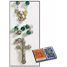 Saint Raphael Archangel Rosary Gift Set