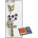 Saint Uriel Archangel Rosary Gift Set