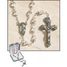 Crystal Tears of Mary Rosary