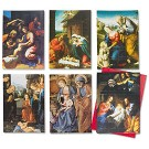 Old Masters Advent Calendar Greeting Cards