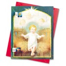 Holy Child Nativity Scene Calendars with Envelope