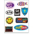 Cool Christian Magnet Set