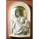 Madonna of the Streets Plaque
