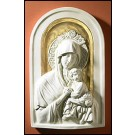 Our Lady of Perpetual Help Plaque