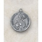 St. Francis Jewelry/Pewter Medal