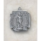 St. Florian Jewelry/Pewter Medal