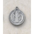 St. Benedcit Jewelry/Pewter Medal