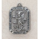 Jewelry/Pewter Paratrooper Medal