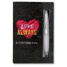Love Always Journal with Pen