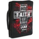 Faith Microfiber Bible Cover