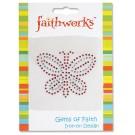 Butterfly Gems of Faith