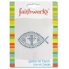 Icthus Gems of Faith