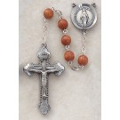 Silver-Plated Jewelry/Pewter Rosary