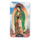 Our Lady of Guadalupe Devotional 3D Holy Cards