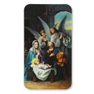 Nativity 3D Holy Cards
