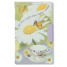 Let Your Light Shine Simple Reminders Fold-In Notepad