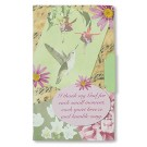 I Thank God Simple Reminders Fold-In Notepad