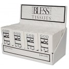 God Bless You Tissue Display