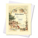 Let the Children Come Baptism Certificate