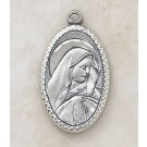 Sterling Sorrowful Mother Special Devotion Medal