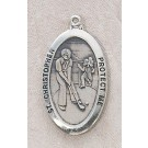Boys's Golf St Christopher Sports Medal