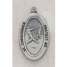 Boys's Baseball St Christopher Sports Medal