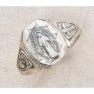 Miraculous Sterling Silver Ring
