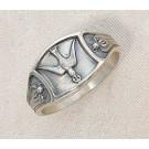 Holy Spirit Sterling Silver Ring