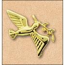 Dove/Branch Pin