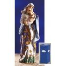 Adoring Madonna and Child Figurine