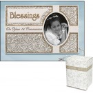 Blessings First Communion Photo Frame