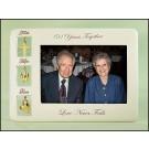 50 Year Anniversary Photo Frame
