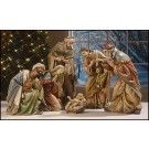 Behold, the King Nativity Set