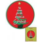 The Reason for the Season Magnet