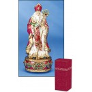St Nicholas Musical Figurine