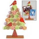 Swirl Tree Card Holder