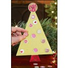 Swirl Tree Advent Calendar with Magnets
